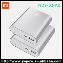 Genuine Xiaomi 10400mAh Power Bank with Valid Serial Number from Xiaomi