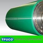 Fundição revestimento de poliuretano para o guia fio Roller (WGR)
