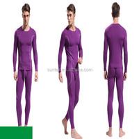 Suntex Merino Wool Underwear Long Underwear Nylon Men's Long Johns