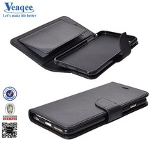 Veaqee china new arrive phone case wholesale case wallet style for Apple iPhone 6 plus