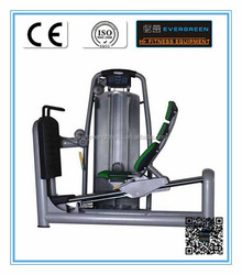 2015 new products Precor gym equipment/Seated Leg Press/Fitness machine