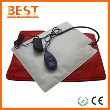 Special promotional electric microwavable heating pad beads