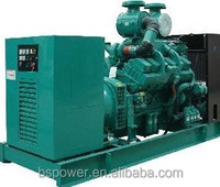 15KW to 2000KW Dual Fuel Generator