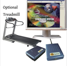 ECG Stress Test System Holter PC Based Wireless for Cardiac Stress Exercise Optional Treadmill Trackmaster Cosmos RAM Schiller