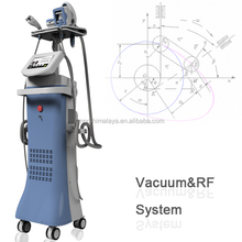 2015 vacuum+led+laser+roller+RF mult-functions machine / slimming machine