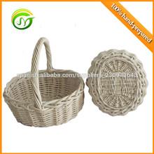cesta de mimbre de alta calidad