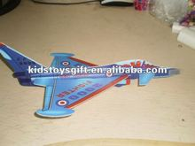 fighter 3D Fly Toys Puzzle Fighter Airliner - Paper Airplane Toy Dino kiddies gliders
