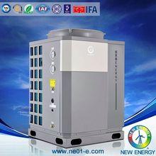 MLT heating system european standard 31kw ground source heat pump heating