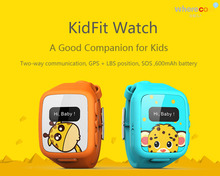 Hot selling waterproof gps kids tracker with sos function watch for kids/children