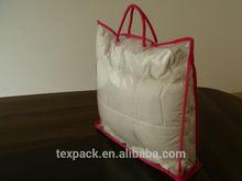 Transparente vinly funda nórdica / comfortor / manta bolsa ISO9001
