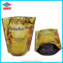 High Quality VMCPP/CPP Laminated Stand Up Pouch