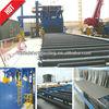 Q698 steel plate sand blasting equipment for steel sheet