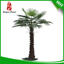 OEM manufacture artificial palm tree material
