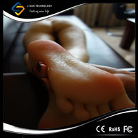 foot sex toy silicon toes foot feet leg foot fetis