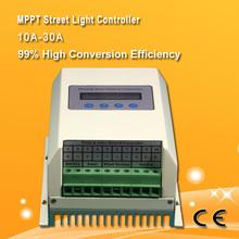 smart design wind power 400W solar power 200W cheaper hybrid street light charge controller