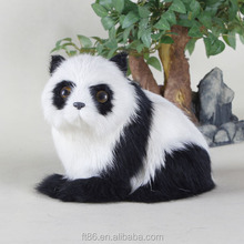 Popular OEM china made panda animal handicraft