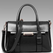 Bz2257 2015 new European elegant women travel bag fashion office lady handbags with long strap