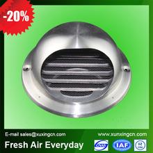 High quality exhaust valve air vent ventilation grilles