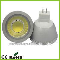 UL led light 12V mr16 led light Energy Star led lamp 12V 5W