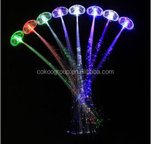 2015 Party & concert supply Fashion Luminous Noodles Hairpin