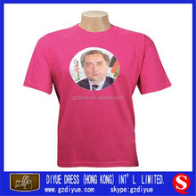 China apparel factory latest t shirt designs for men