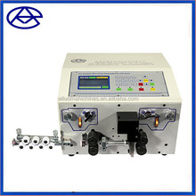Automatic thick wire cutting Stripping Machine AM603-25, multi-core cable cutting and peeling machine