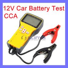 12 Vehicle Battery Test CCA Voltage 48cm Cable Digital Battery Analyzer