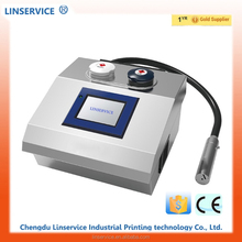 2015 new style LS EC230 plastic bag and tobacco industry date coding Automatic Contineous Small Character Inkjet Printer