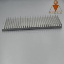 silver anodized 6000 series aluminium profile for truck body