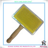 (XL) PR80034-2 manufacture supply pet dog grooming product with wood handle