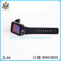 new 3G android 4.1 bluetooth smart watch phone support 8G TF card
