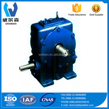 Fast Heat Dissipation Superior Performance Stepper Motor WD Worm Gear