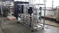 China made ro treatment solar water treatment plant for sale