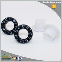 Hot selling custom metal garment brass eyelets for handbags