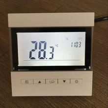 TOL40-EP self regulating heating cable digital 5+1+1 program 220V thermostat