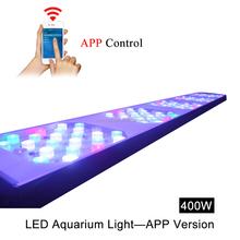 Hot Promotion! 1.5m sunrise sunset simulation smart control led light aquarium