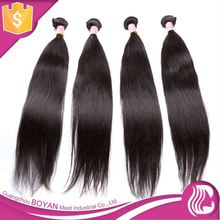 Cheap Unprocessed 100% Silky Straight Wave Raw Brazilian Virgin Hair,Wholesale Fusion Human Hair Extension