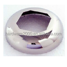stainless steel glass square spigot cover plate