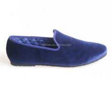 men's velvet smoking slipper loafer