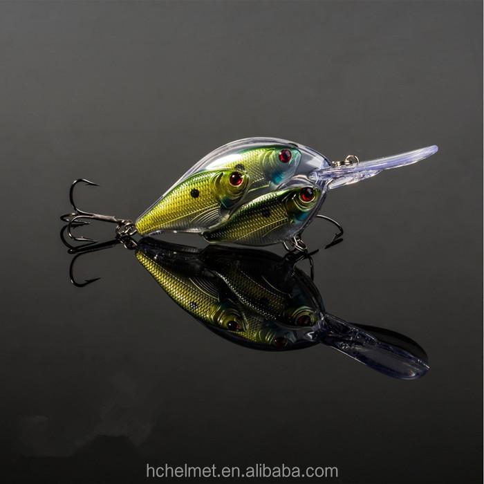 2015 new fishing lure school fish minnow crank hard bait 5 for School of fish lure