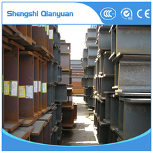 q235 q345 ss400 standard used structural steel hot rolled mild h shape beam size