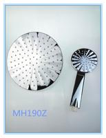 toilet hand shower set single hand shower+ overhead shower MH190Z