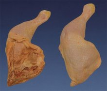 High quality ! cheap wholesale frozen boneless chicken legs from UK