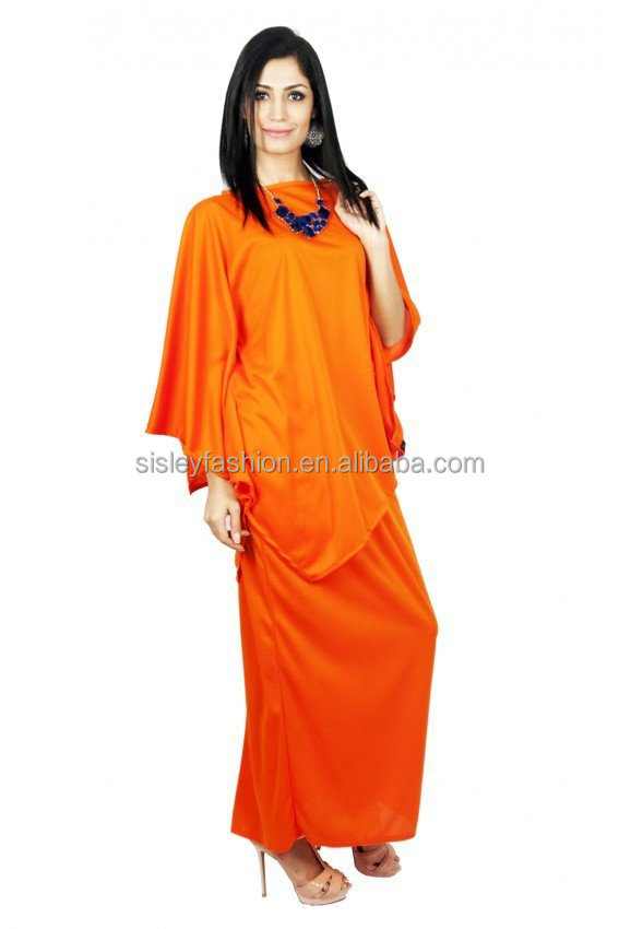 2015 Fashion Design Model Baju Kurung Malaysia S4043 View
