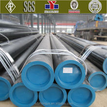 China carbon seamless steel pipe factory