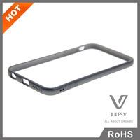 TPU + PC Skin Protector Hard Bumper Frame Cover Case for iPhone 6