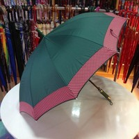 dot straight umbrella auto open