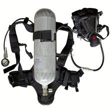 hot sellling High pressure 2L,3L,6.8L,9L carbon fiber scuba gas cylinder