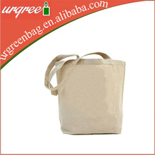 Green Eco Cotton Tote Bag