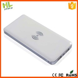 10000mah Power bank for samsung galaxy s2 wireless charger